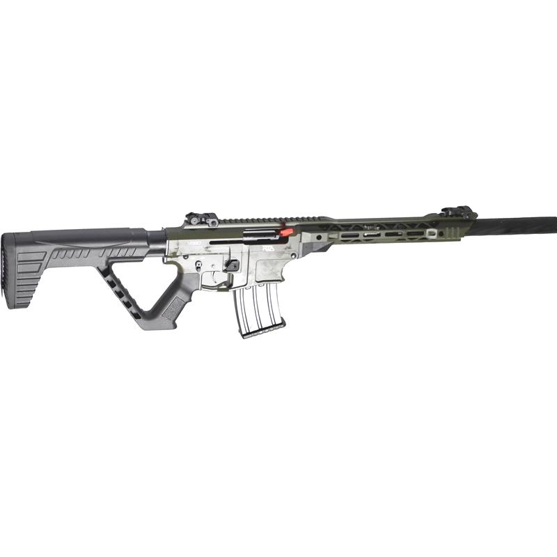 Armscor VR80 Tactical 12 Gauge Shotgun 5 Round in OD Green