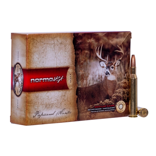 Norma USA 270 Winchester Ammo 150 Grain Oryx Protected Point