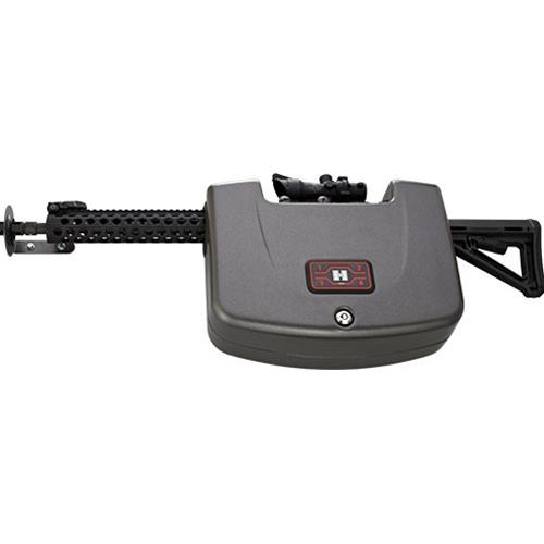 Hornady Security RAPiD Safe AR Wall Lock Black