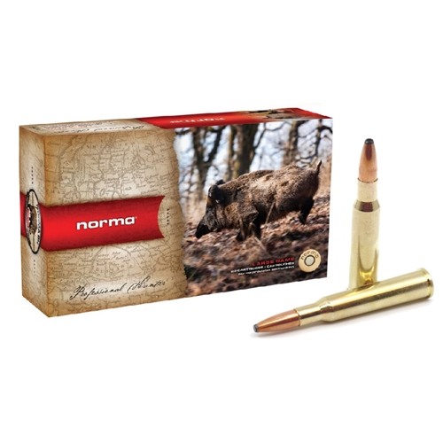 Norma 7x57mm Rimmed Ammo 156 Grain Oryx Protected Point