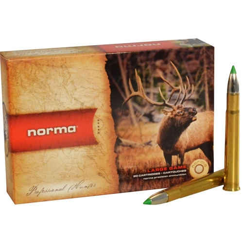 Norma American PH Ecostrike 9.3x74mm Rimmed Ammo 230 Grain Tipped Boat Tail Lead-Free