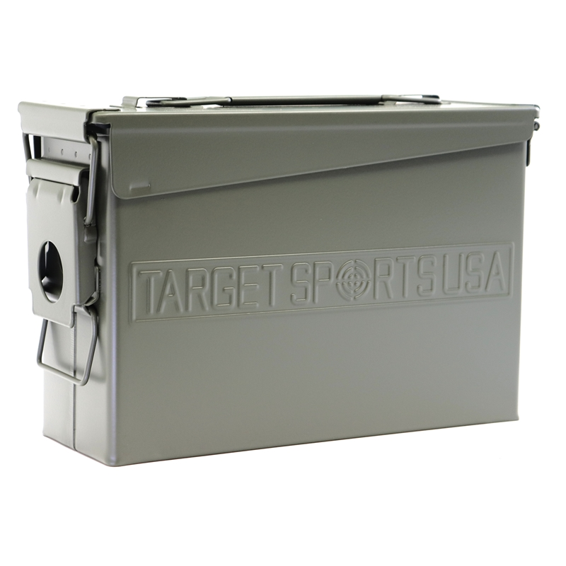 arget Sports USA Mil-Spec. 30 Caliber M19A1 Brand New Ammo Can