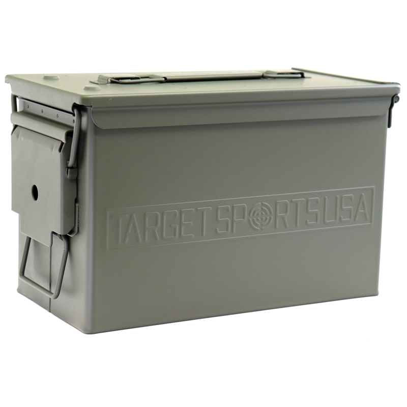 Target Sports USA Mil-Spec. 50 Caliber M2A1 Brand New Ammo Can