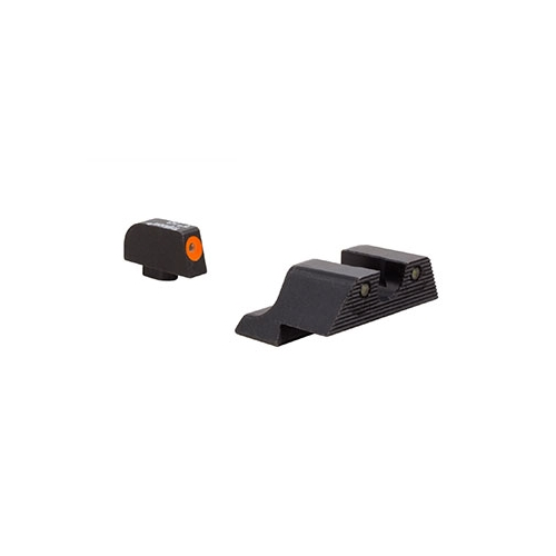 Trijicon HD XR Night Sights 600836 Orange Front Outline for Glock