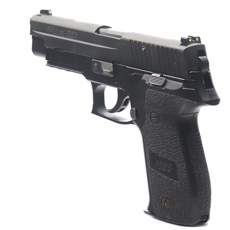 Sig Sauer P226 Handgun 40 S&W 10 Rounds Police Trade In