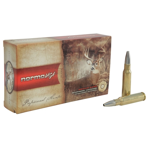 Norma USA American PH Kalahari 308 Winchester Ammo 150 Hollow Point Lead-Free