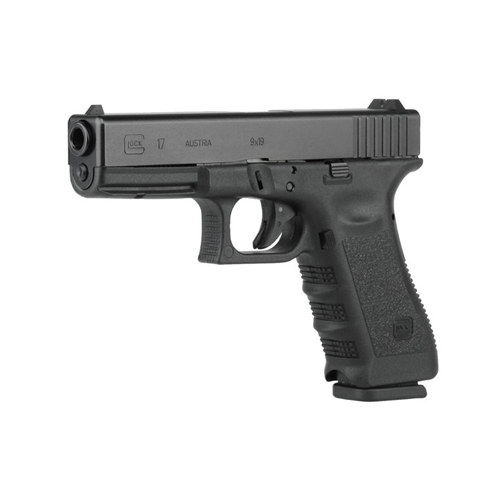 "Glock G17 Gen3 9mm Luger Semi-Auto 17 Rounds 4.48"" Barrel Black"