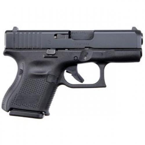 Glock G26 Gen 5 9mm Luger Semi-Auto Handgun 10+1 Rounds Black