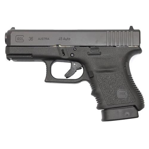 Glock 36 Gen3 45 ACP AUTO Semi Auto Handgun 6 Rounds