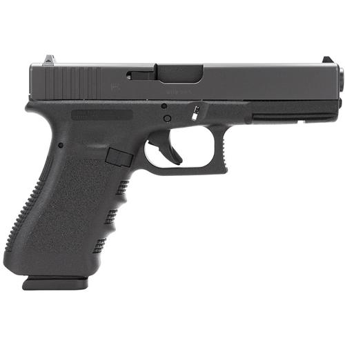 "Glock 31 Gen3 357 Sig Semi-Auto Handgun 4.49"" Barrel 10 Rounds Polymer Grip Black Finish"