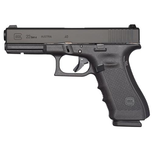 "Glock G23 Gen3 40 S&W 13 Rounds 4.01"" Black Polymer Grips"