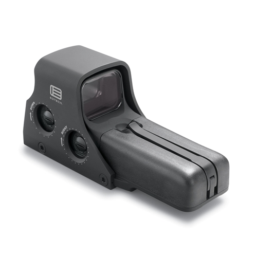 EOTech 552 Holographic Weapon Sight 65 MOA Ring/One MOA Dot NV Compatible Mode