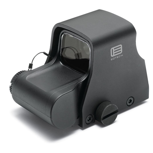 EOTech XPS3-0 Holographic Weapon Sight 68 MOA Circle with 1 MOA Dot Reticle Matte