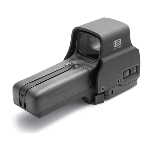 EOTech 518.A65 Holographic Weapon Sight 68 MOA Circle with 1 MOA Dot Reticle Matte AA Battery