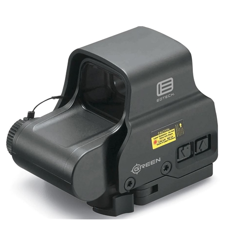 EOTech EXPS2-0 Holographic Weapon Sight 68 MOA Circle with 1 MOA Dot Reticle Matte