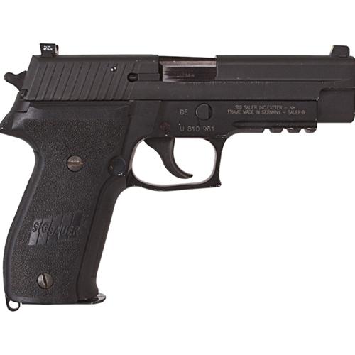 Sig Sauer P226R Handgun 40 S&W 10 Rounds Police Trade In