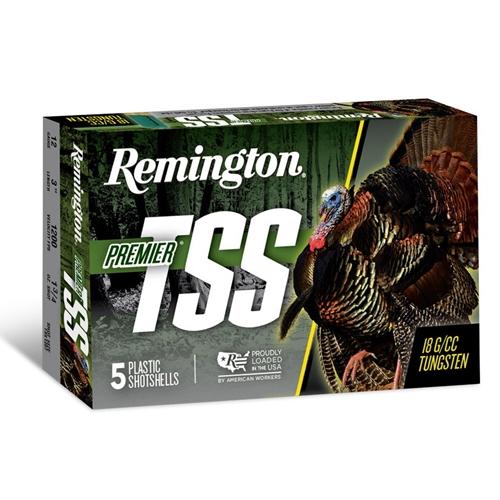 "Remington Premier TSS 20 Gauge Ammo 3"" 1 1/2 Shot #7"