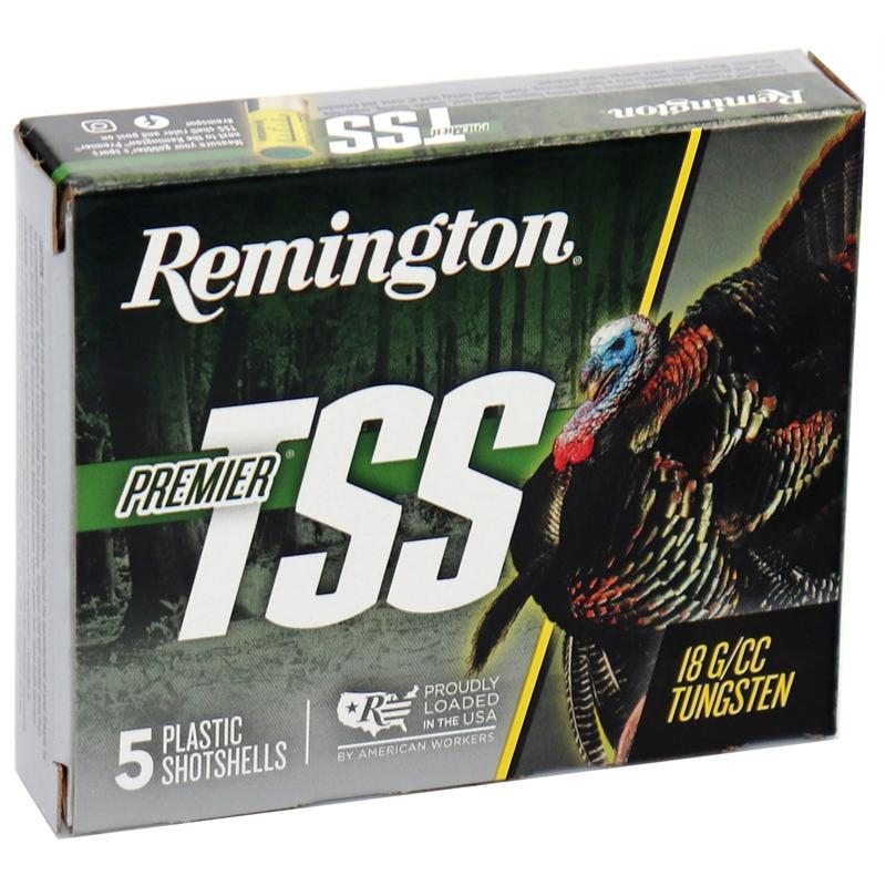 "Remington Premier TSS 20 Gauge Ammo 3"" 1 1/2 Shot #9"