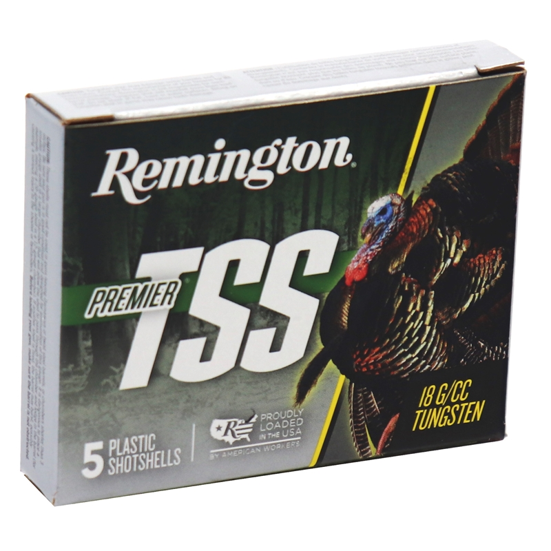 "Remington Premier TSS 410 Gauge Bore Ammo 3"" 7/8"" #9 Shot"