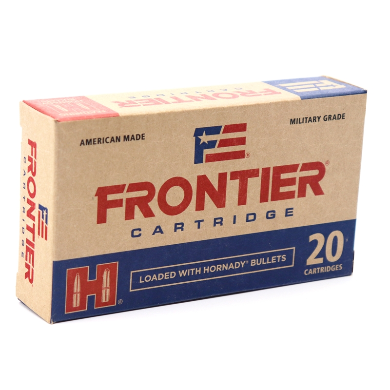 Hornady Frontier 6.5 Grendel Ammo 123 Grain Full Metal Jacket