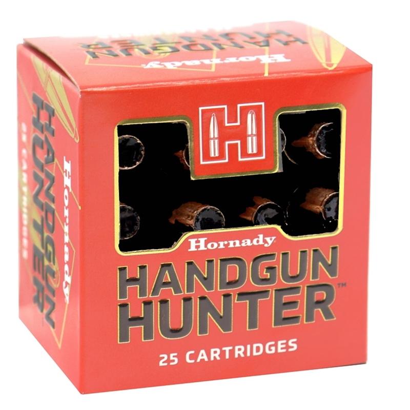 Hornady Handgun Hunter 40 S&W Ammo 135 Grain MonoFlex Lead Free