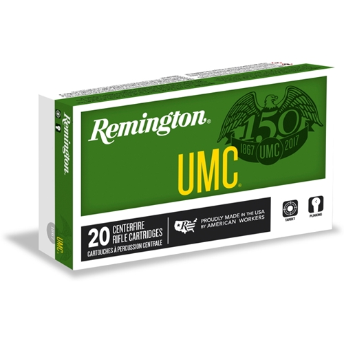 Remington UMC 450 Bushmaster Ammo 260 Grain FMJ