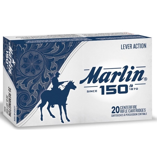 Marlin 35 Remington Ammo 200 Grain Core-Lokt Soft Point
