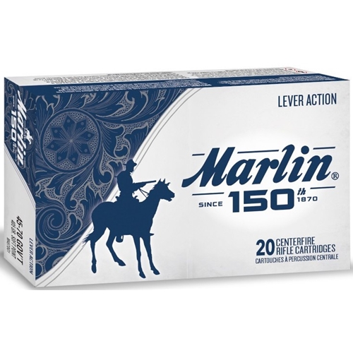 Marlin 45-70 Government Ammo 405 Grain Core-Lokt Pointed Soft Point