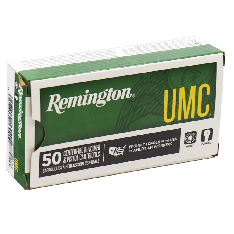 Remington UMC 32 ACP Auto Ammo 71 Grain FMJ