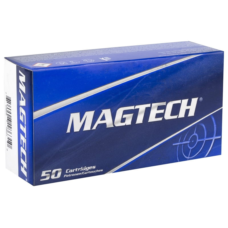 Magtech Sport 44 Remington Magnum Ammo 240 Grain Full Metal Jacket FN