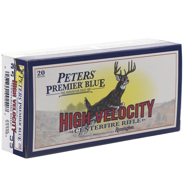 Remington Peters Premier 444 Marlin Ammo 240 Grain Core-Lokt Soft Point