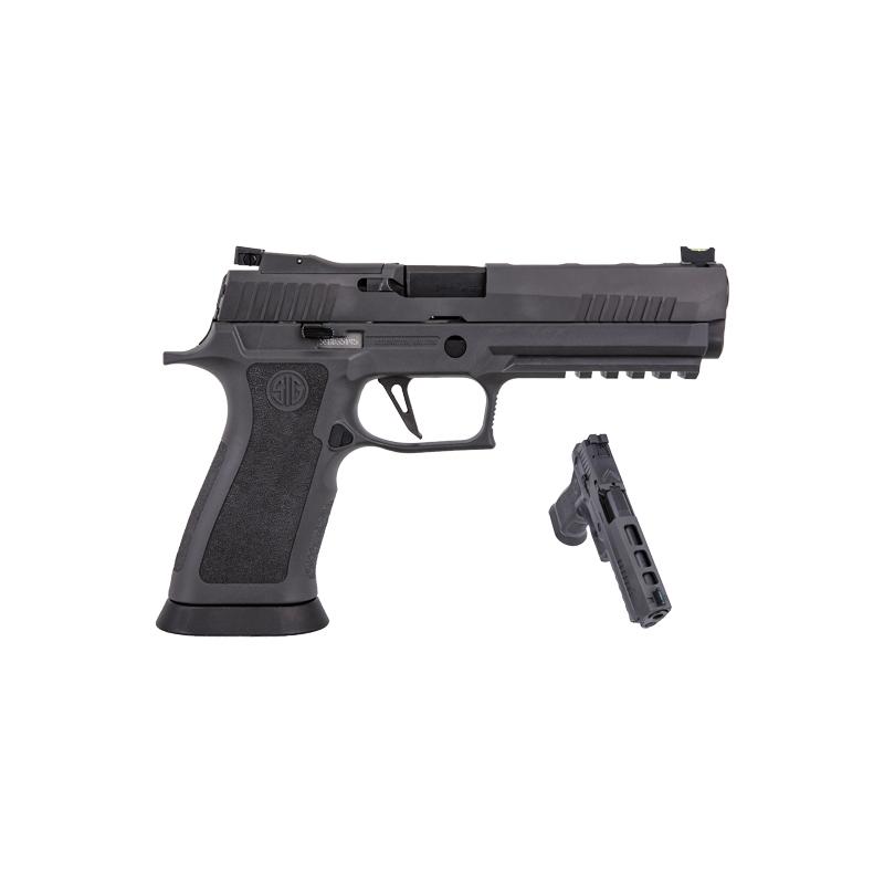 Sig Sauer P320 X-5 Legion 9mm Luger Semi-Auto Handgun 17 Rounds