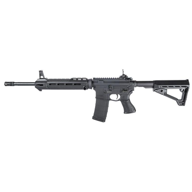 "Savage MSR 15 Patrol 5.56 NATO/223 Rem Semi-Automatic Rifle 16"" Barrel 30+1 Rounds Black"