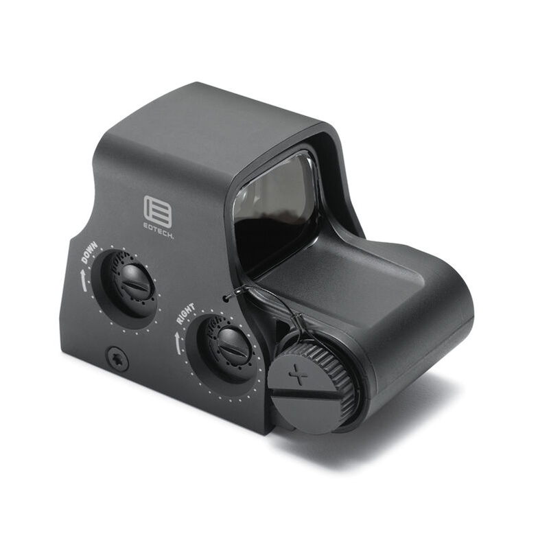 EOTech XPS2-0 Holographic Weapon Sight 65 MOA Circle and 1 MOA Dot Non Night Vision Compatible