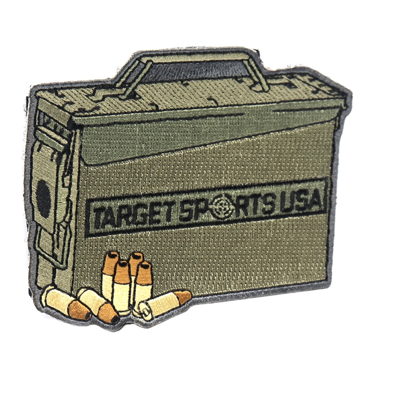 Target Sports USA Ammo Can Velcro Patch