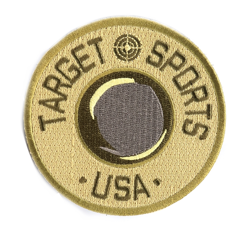 Target Sports USA Headstamp Velcro Patch