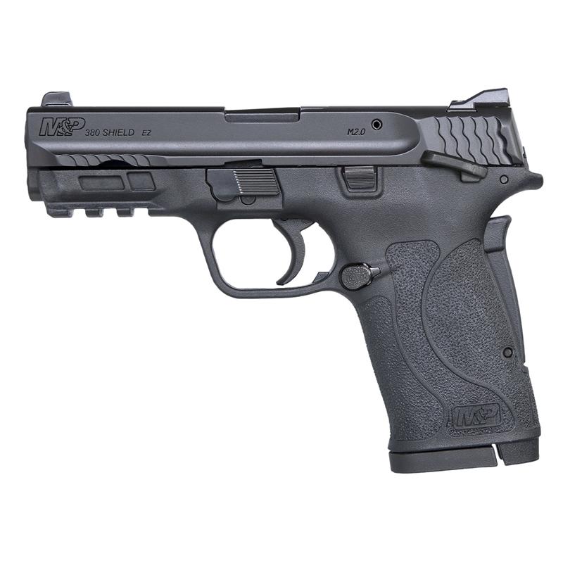 "Smith & Wesson M&P380 Auto Shield EZ Auto 3.67"" Barrel 8+1 Rounds Black"