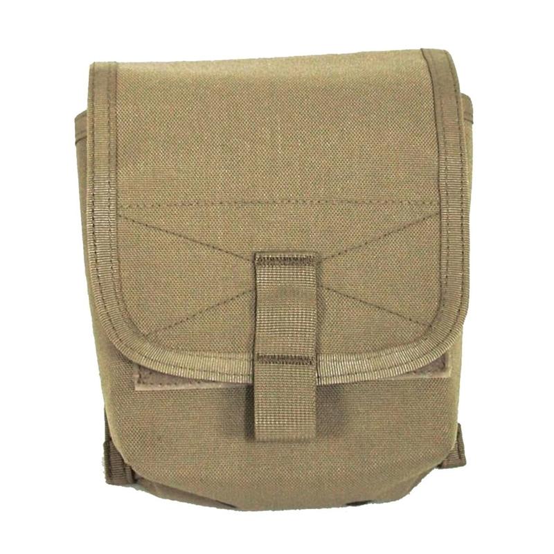 BlackHawk S.T.R.I.K.E. Molle System M-240 Ammo Pouch, Coyote Tan
