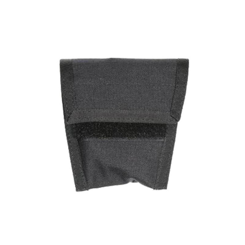 Blackhawk Belt Mounted Single Handcuff Pouch, Black
