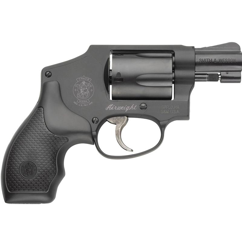 "Smith & Wesson Model 442 (No Integral Lock) Revolver 38 S&W Special +P 1.875"" Barrel 5-Round Black"