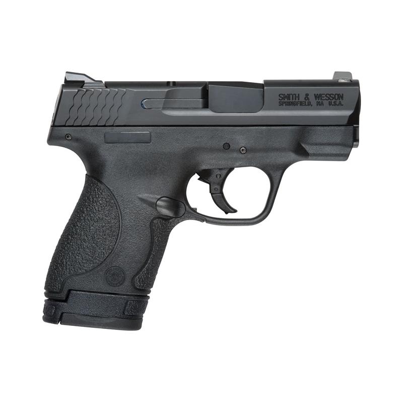"""Smith & Wesson M&P9 Shield 9mm Luger Semi-Auto Pistol 3.1"""" Barrel 7 Rounds Black"""