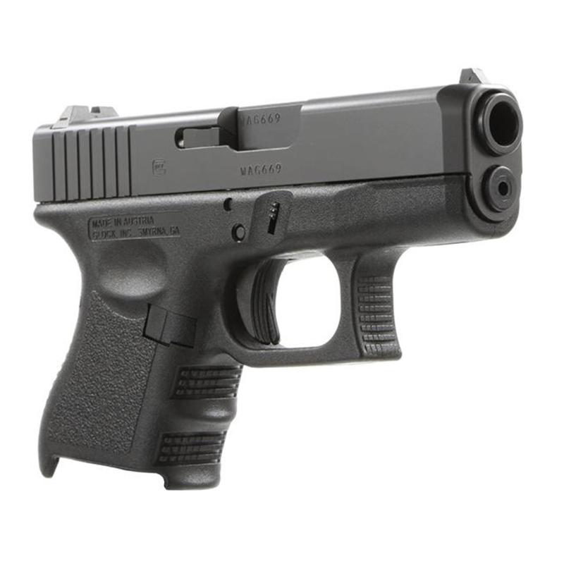Glock 27 Gen 3 40 S&W  Semi-Auto Pistol 9 Rounds Black