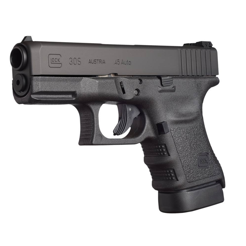 "Glock 30S Gen 3 45 ACP AUTO Semi Auto Pistol 3.77"" 10 Rounds Black"