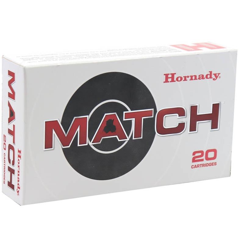 Hornady Match 6mm ARC Ammo 108 Grain ELD Match