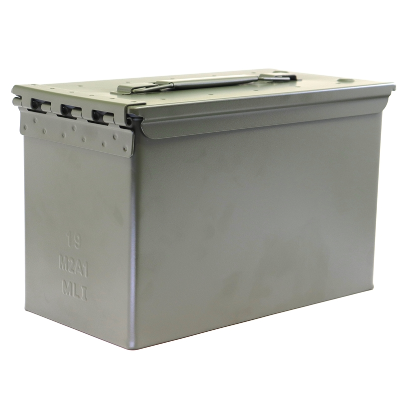 Military Mil-Spec. 50 Caliber M2A1 Brand New Ammo Can