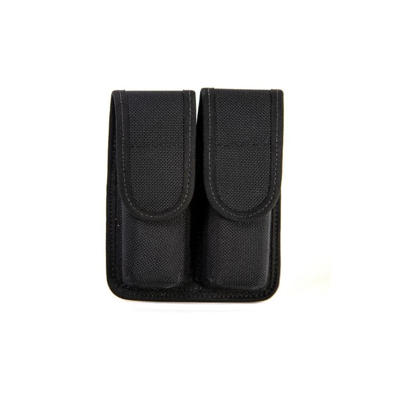 Uncle Mike's Sentinel Double Mag Case - Glock 17