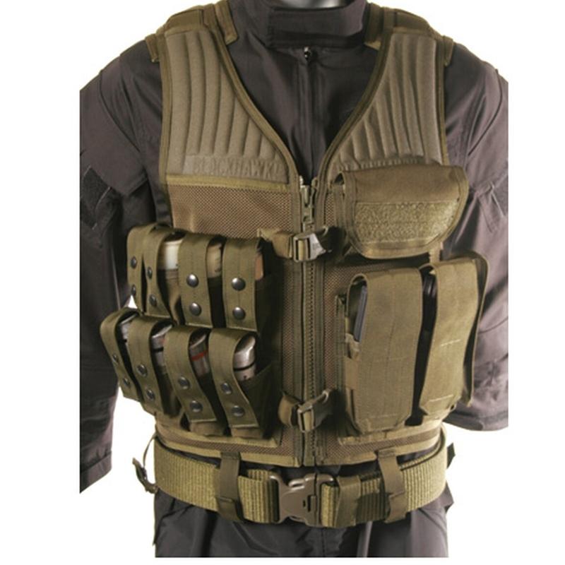 Blackhawk Omega Elite 40mm/Rifle Vst
