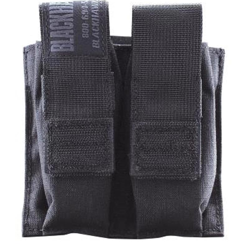 Blackhawk Double Pistol Mag Pouch Talonfle MOLLE