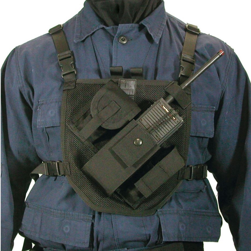 Blackhawk Patrol Radio Chest Harness