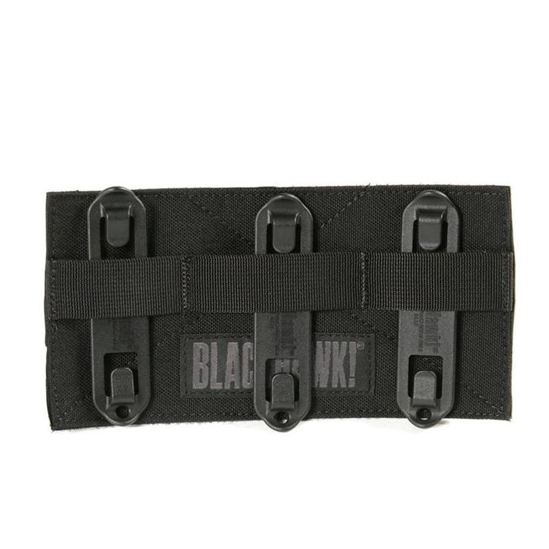Blackhawk Patch Panel w/Speed Clips 3